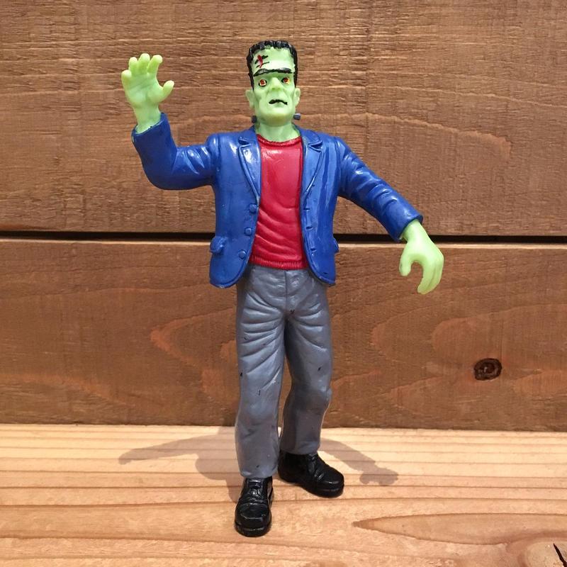 Frankenstein PVC Figure/フランケンシュタイン PVCフィギュア/190221-6