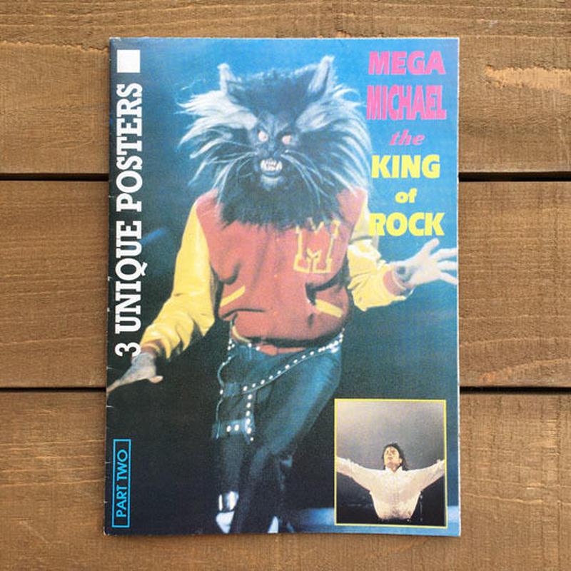 MICHAEL JACKSON 3 Unique Posters/マイケル・ジャクソン 3ユニークポスター/190620-12