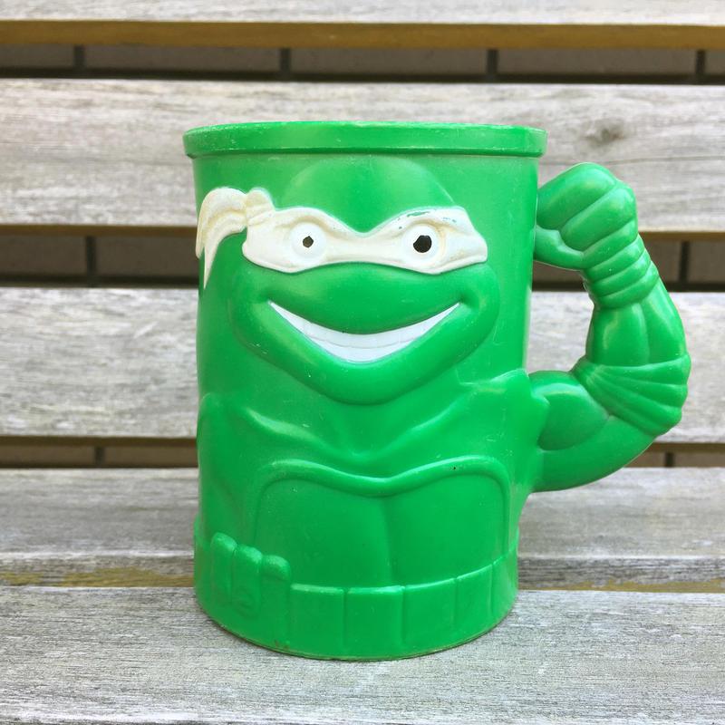 TURTLES Plastic Cup/タートルズ プラスチックカップ/180604-3