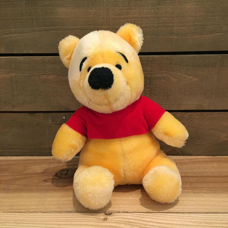 Winnie-the-Pooh Pooh Plush Doll/くまのプーさん プー ぬいぐるみ/181129-16