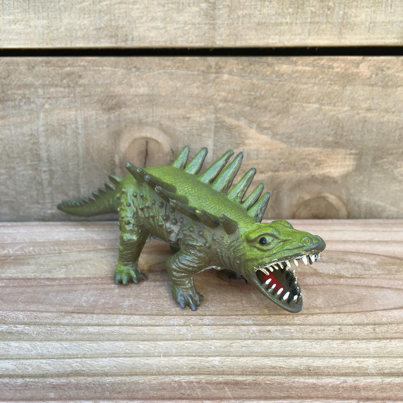 RUBBER DINO Unknown Dino/ラバー恐竜 謎の恐竜 フィギュア/170112-6