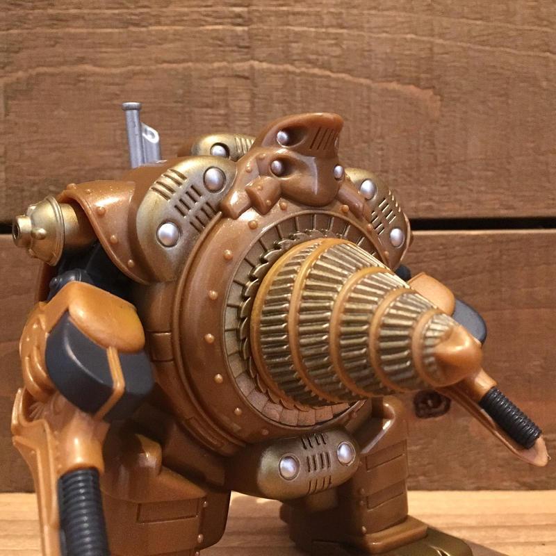 POWER RANGERS  Drill Master  Figure/パワーレンジャー ドリルマスター フィギュア/190321-5