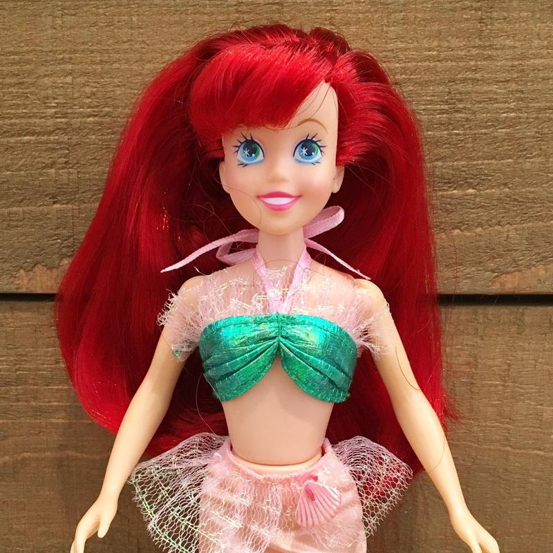 THE LITTLE MERMAID Ariel Doll/リトルマーメイド アリエル ドール/190218-11