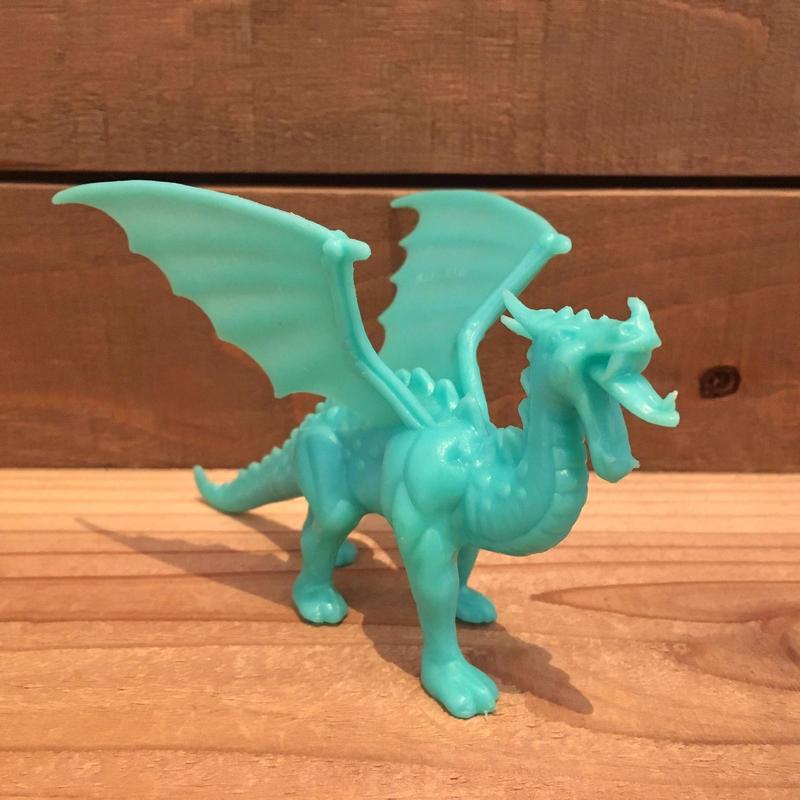 DRAGONRIDERS OF STYX Green Dragon Figure/ドラゴンライダース・オブ・スティックス グリーンドラゴン フィギュア/190221-4