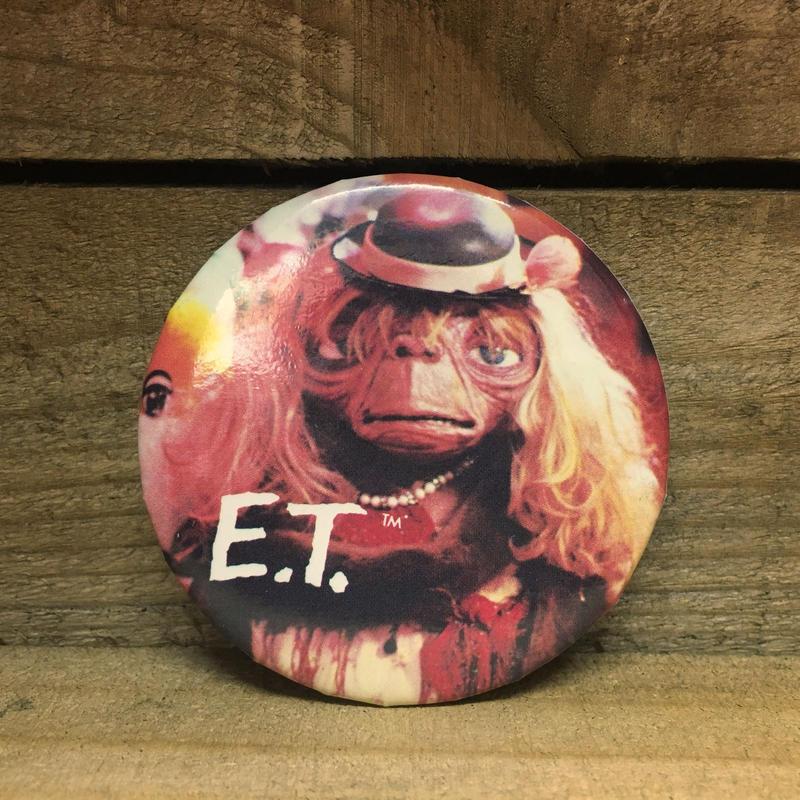 E.T. Button/E.T. 缶バッジ/181221-1