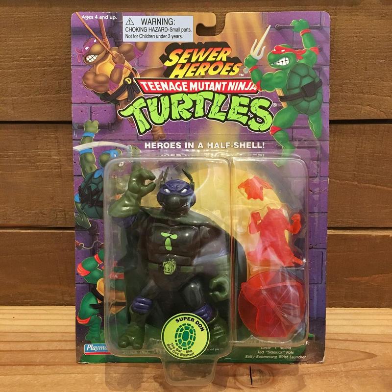 TURTLES Super Don Figure/タートルズ スーパー・ドン フィギュア/190220-2
