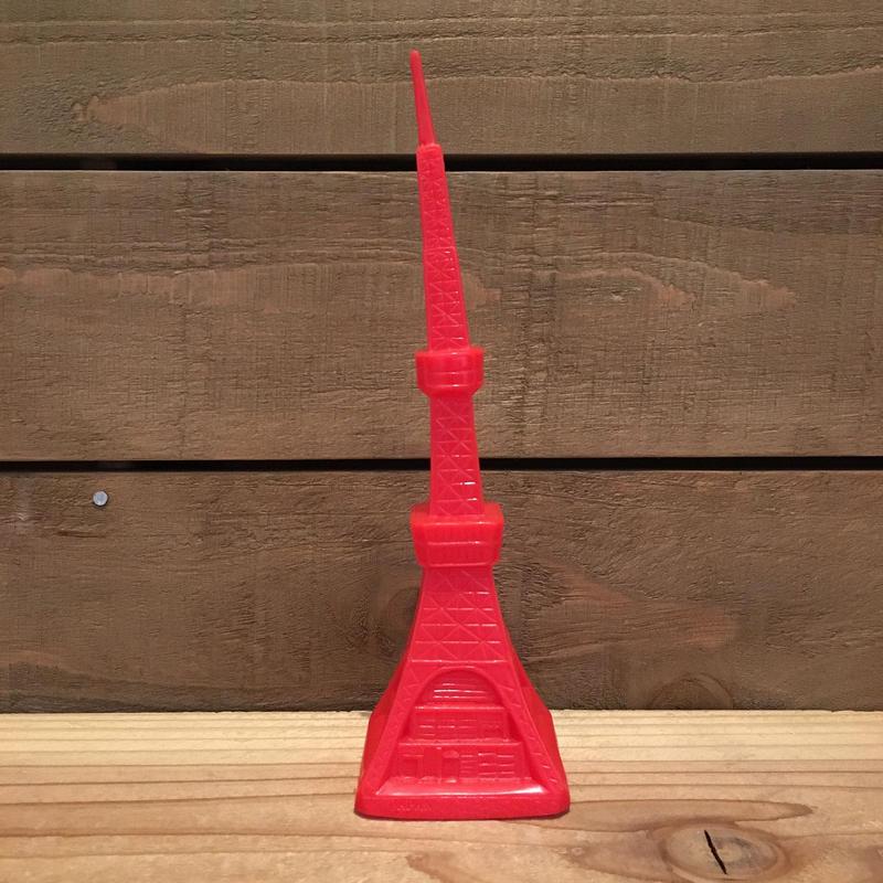 東京タワーのソフビ/190620-21