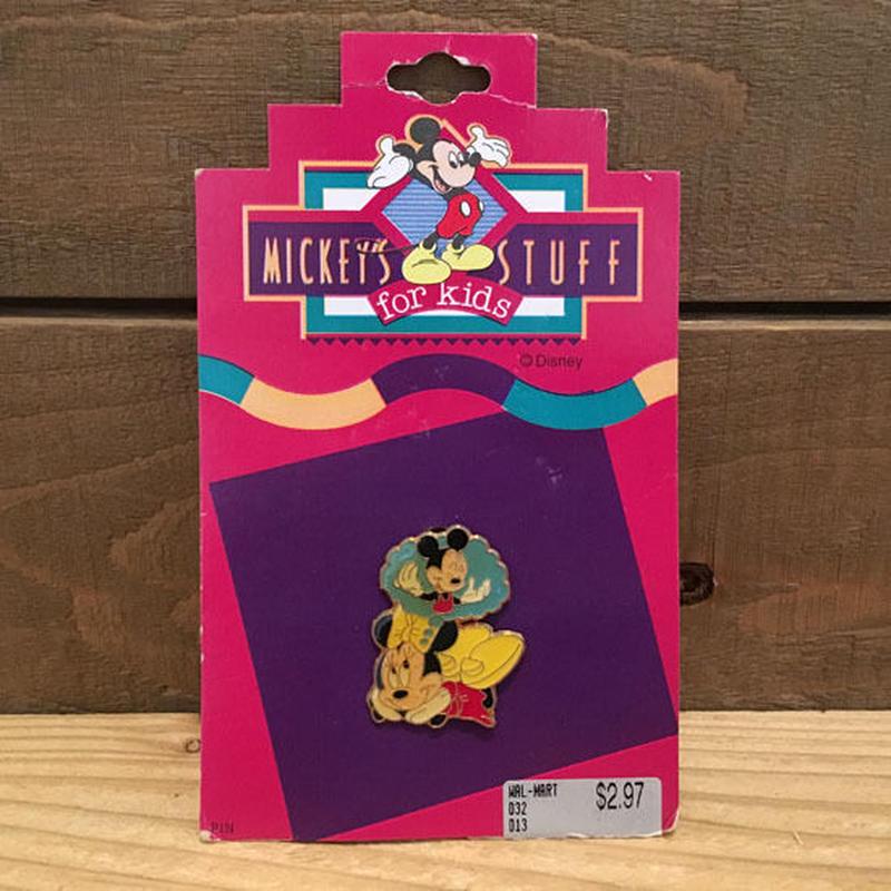 Disney Minnie Mouse Pin/ディズニー ミニー・マウス ピン/180723-5