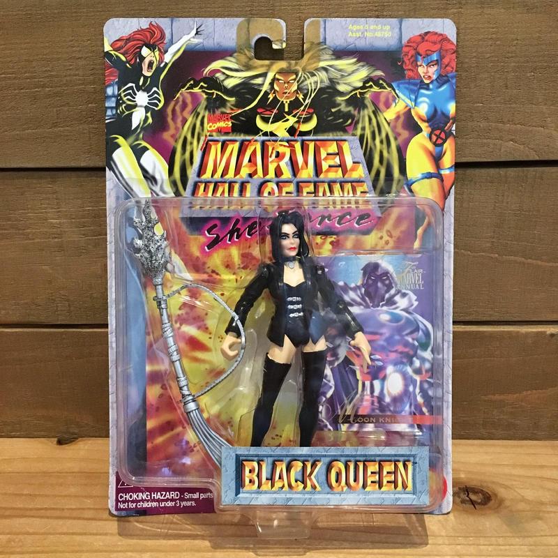X-MEN  Black Queen Figure/X-MEN ブラッククイーン フィギュア/190523-9