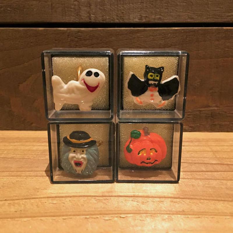 Halloween Ring Set/ハロウィンリング 4種セット/181019-10