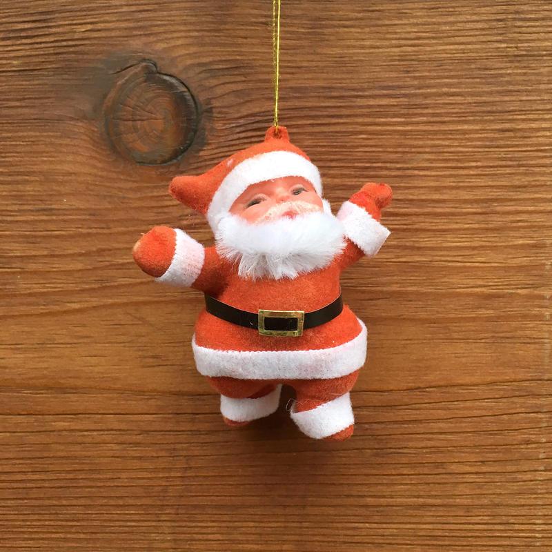 Santa Claus Ornaments/サンタクロース オーナメント/171208-1