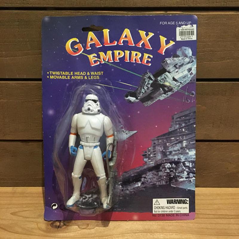 GALAXY EMPIRE Bootleg Stormtrooper Figure/ギャラクシーエンパイア ブートレグ ストームトルーパー フィギュア/180925-7