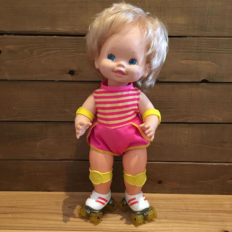Baby Skates Doll/ベイビースケーティーズ ドール/181012-3
