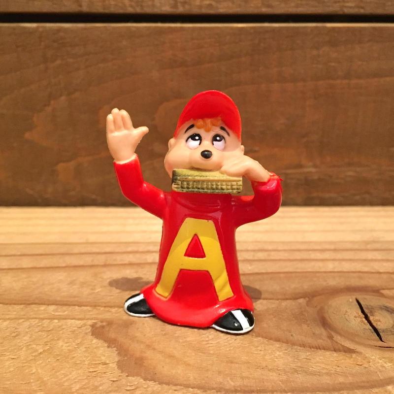 Alvin and the Chipmunks Alvin PVC FIgure/アルビンとチップマンクス アルビン PVCフィギュア/190303-3