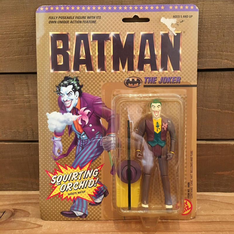 BATMAN The Joker Figure/バットマン ジョーカー フィギュア/190129-9