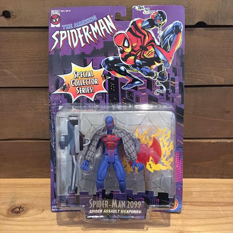 SPIDER-MAN Spider-man2099 Figure (Light Blue)/スパイダーマン スパイダーマン2099 フィギュア (ライトブルー)/190420-2
