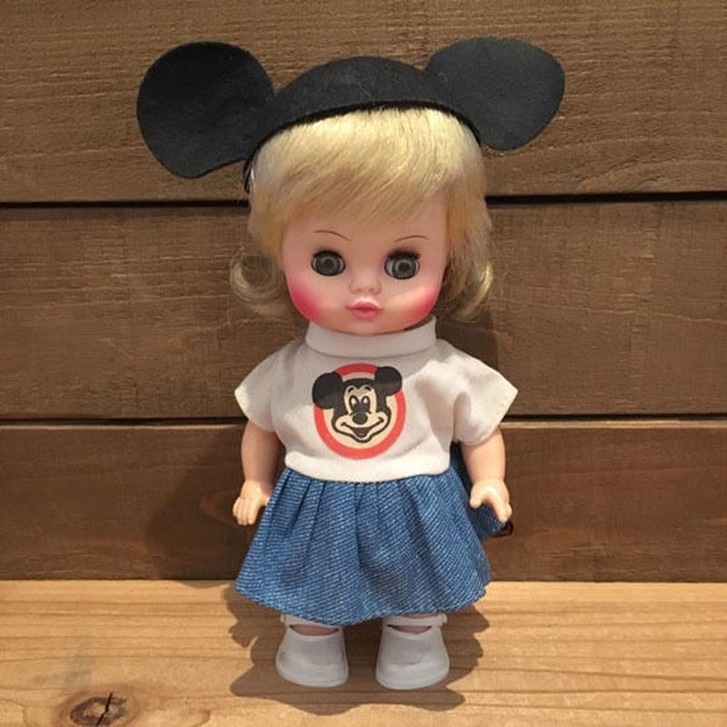 Disney Mouseketeer Girl Doll/ディズニー マウスケティアの女の子 ドール/190417-16