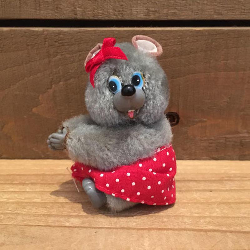 Mouse Clip Doll/ねずみ クリップドール/190419-2
