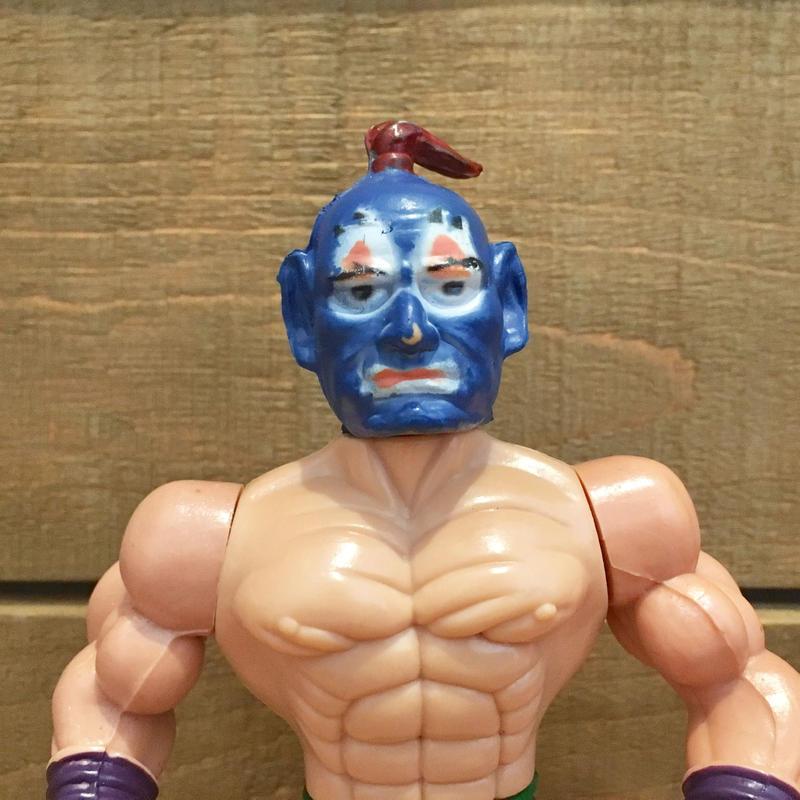 Bootleg Power Man Figure/ブートレグ パワーマン フィギュア/190528-5
