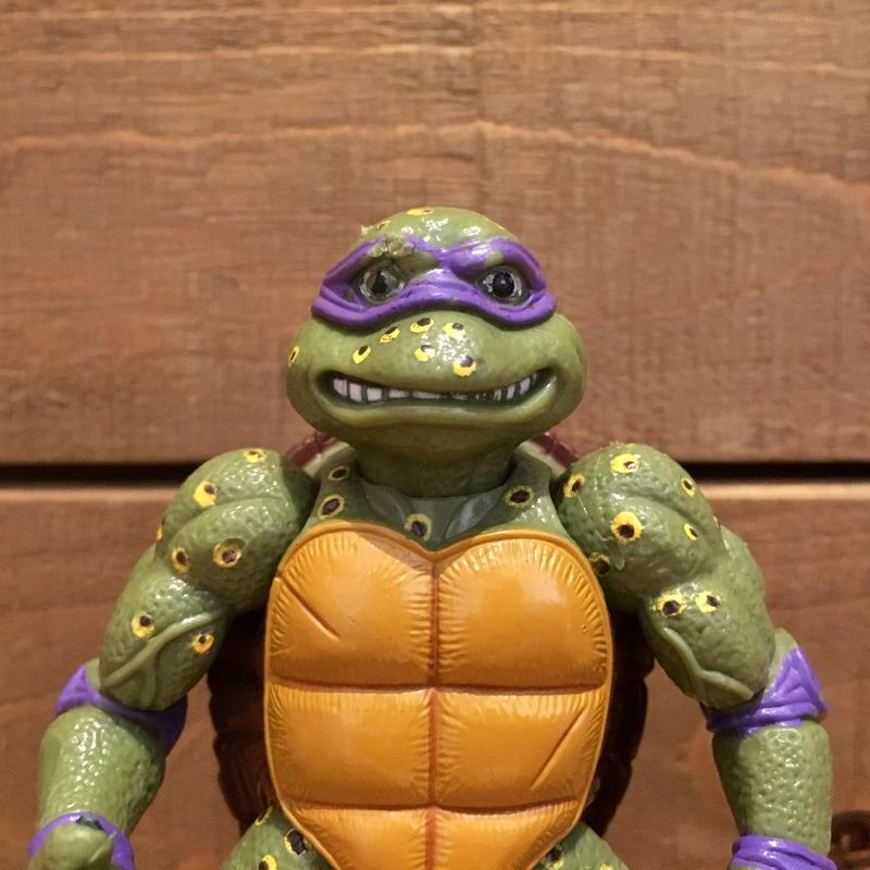 TURTLES Movie Star Donatello Figure/タートルズ ムービースター・ドナテルロ フィギュア/190531-5