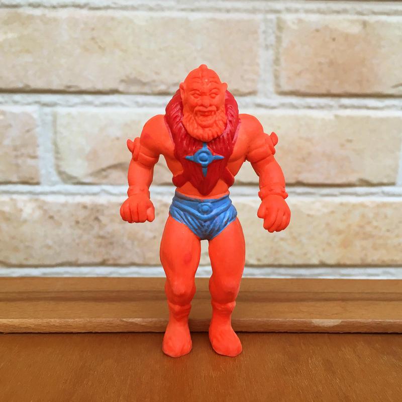 MOTU Beast-man Eraser/マスターズオブザユニバース ビーストマン 消しゴム/171102-9