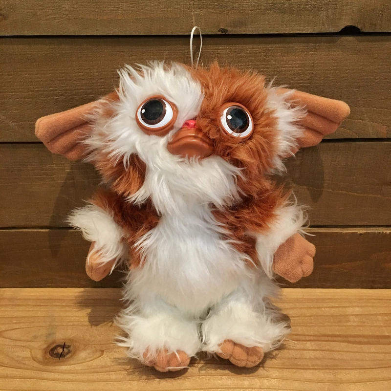 GREMLINS Gizmo Plush Doll/グレムリン ギズモ ぬいぐるみ/190415-9