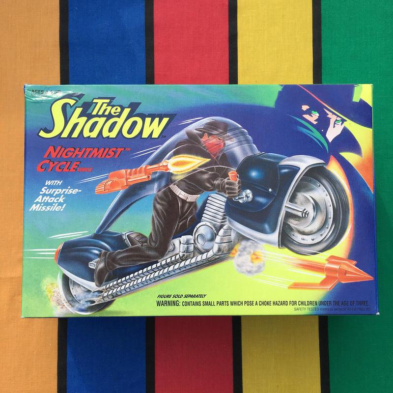 The Shadow Nightmist Cycle/シャドウ ナイトミストサイクル フィギュア/161014-7