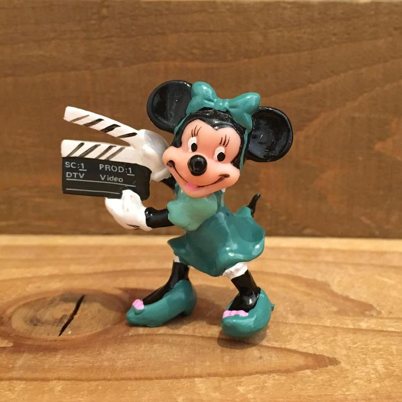 Disney Minnie Mouse PVC Figure/ディズニー ミニー・マウス PVCフィギュア/190208-15