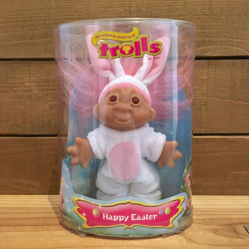 TROLL Happy Easter Troll/トロール ハッピーイースタートロール/1902014-10