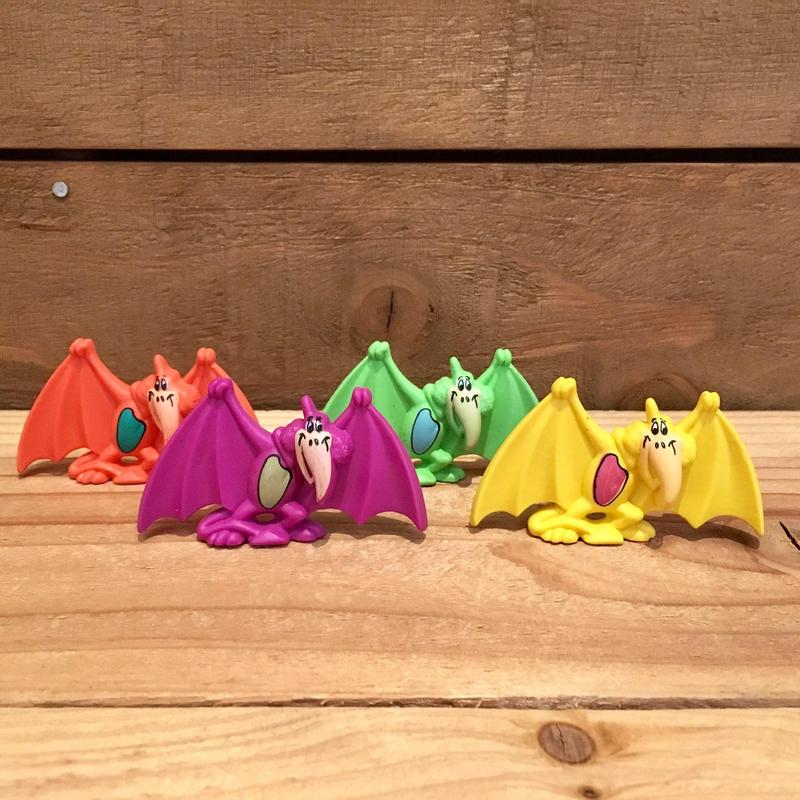 THE FLINTSTONES Pteranodon Figure/フリントストーンズ プテラノドン フィギュア(バラ売り)/190622-12