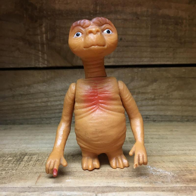 E.T. Bootleg Figure/E.T. ブートレグ フィギュア/181221-5