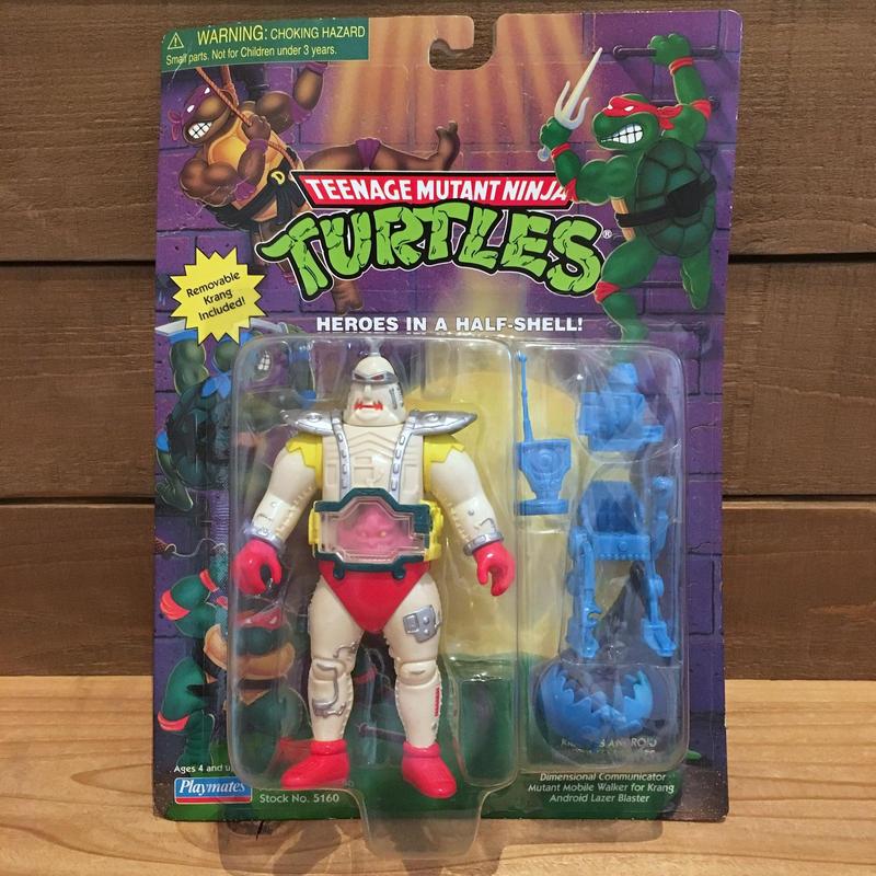 TURTLES Krang's Android Body Figure/タートルズ クランゲ・アンドロイドボディ フィギュア/181009-4