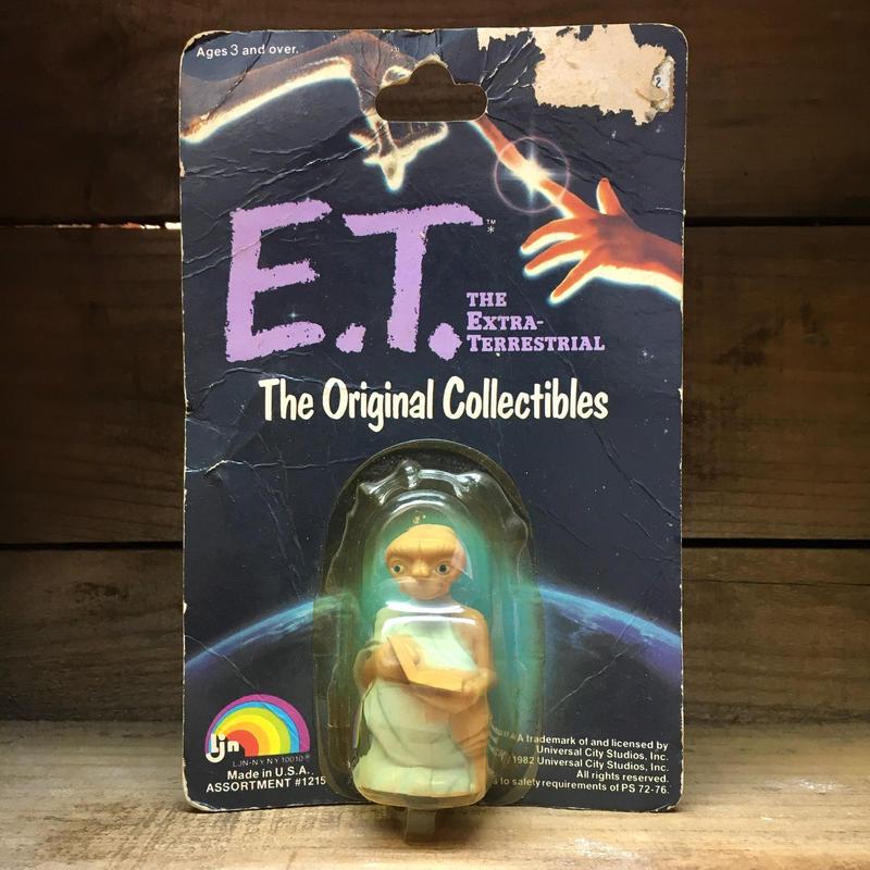 E.T. PVC Figure/E.T. PVCフィギュア/181221-7