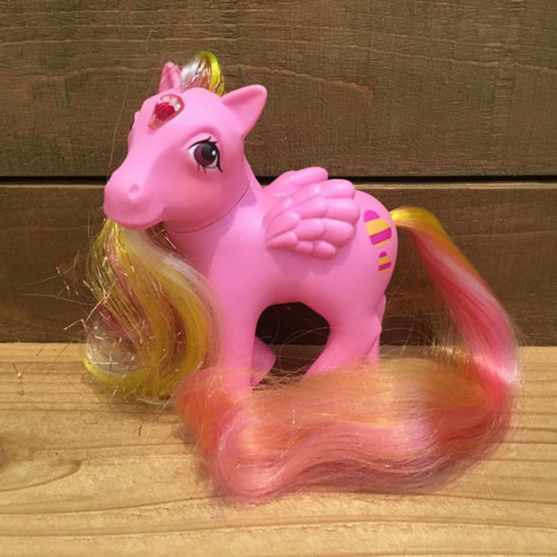 G1 My Little Pony Glittering Gem/G1マイリトルポニー グリッターリングジェム/190328-7