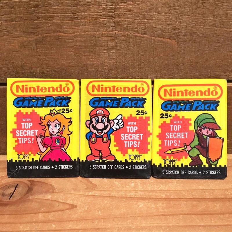 Nintendo Game Pack Empty 3Pack/ニンテンドー ゲームパック 3パック/190131-3