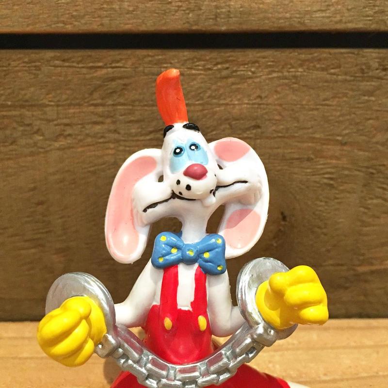 Who Framed ROGER RABBIT Roger Rabbit PVC Figure/ロジャーラビット PVCフィギュア/190608-9