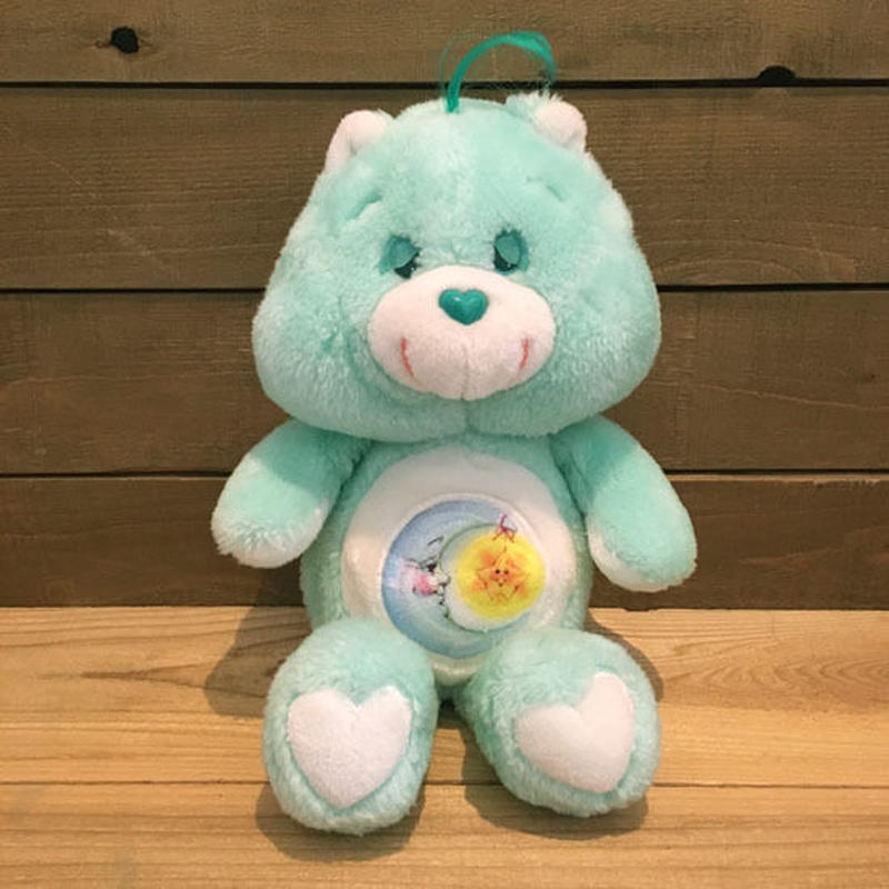 CARE BEARS Bedtime Bear Plush Doll/ケアベア ベッドタイムベア ぬいぐるみ/190322-2