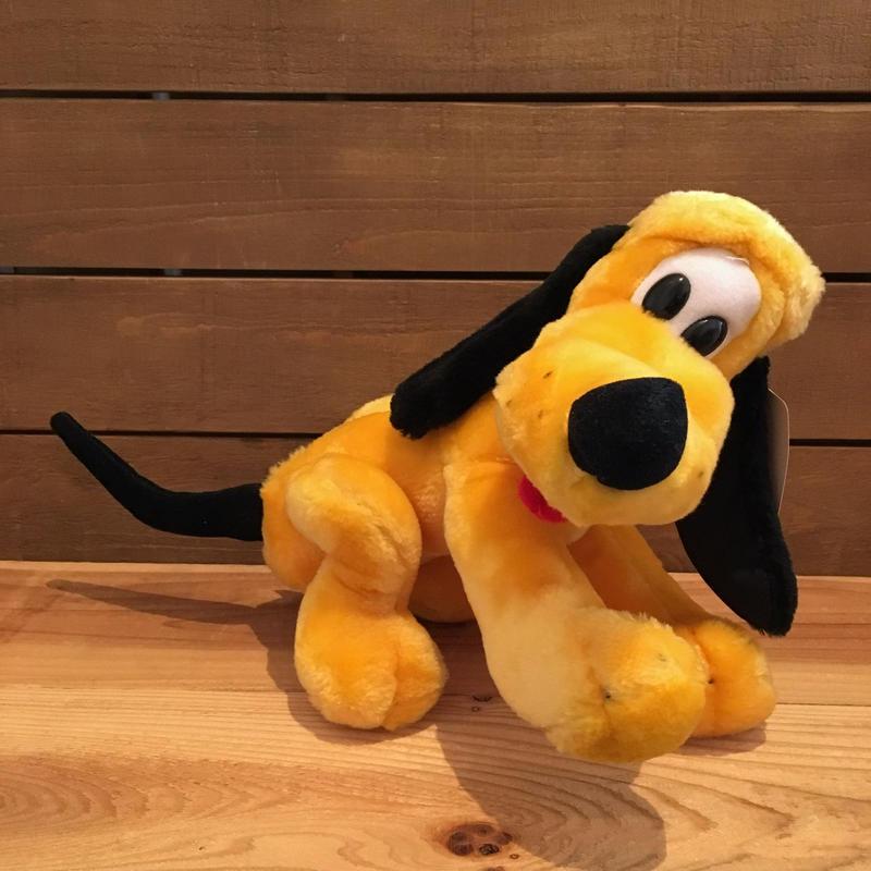 Disney Pluto Plush Doll/ディズニー プルート ぬいぐるみ/181127-1