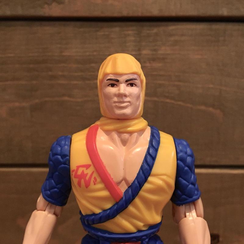 CHUCK NORRIS:Karate Comandos Reed Smith Figure/チャック・ノリス:カラテコマンドー リード・スミス フィギュア/180812-3