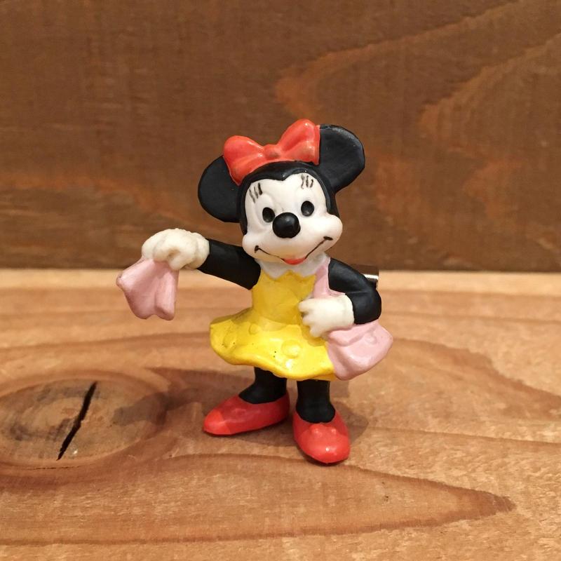 Disney Minnie Mouse Figure Pin/ディズニー ミニー・マウス フィギュアピン/190208-21
