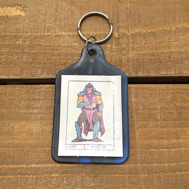 TURTLES Key Ring/タートルズ キーホルダー/190614-6