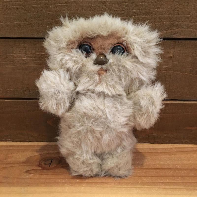 STAR WARS Nippet the Ewok  Plush Doll/スターウォーズ ニペット・ザ・イウォーク ぬいぐるみ/181213-9