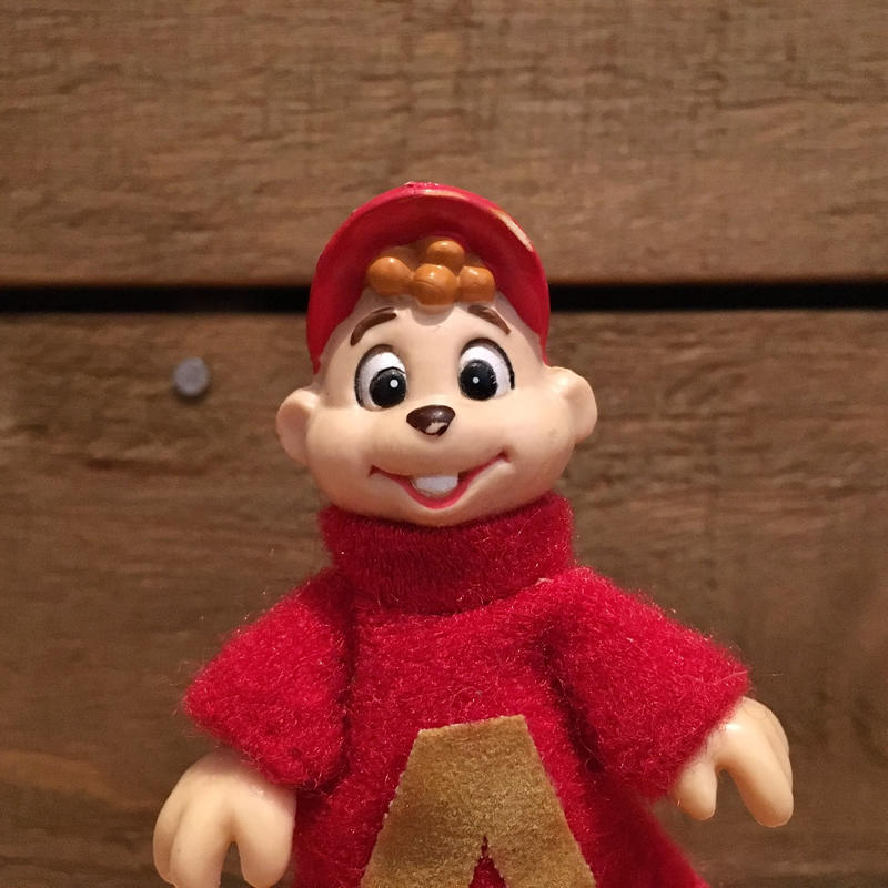 Alvin and the Chipmunks Alvin Figure/アルビンとチップマンクス アルビン フィギュア/190625-1