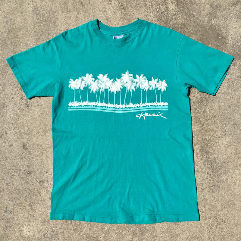 Hawaii TShirs/ハワイ Tシャツ/190527-7