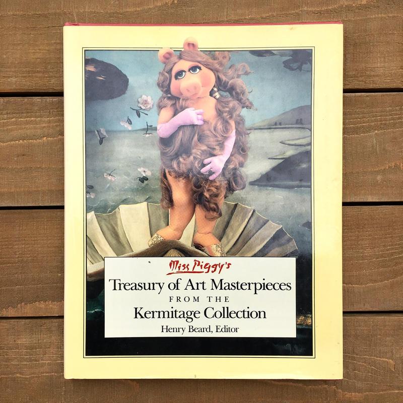 THE MUPPETS Art Book/マペッツ アート本/190216-11