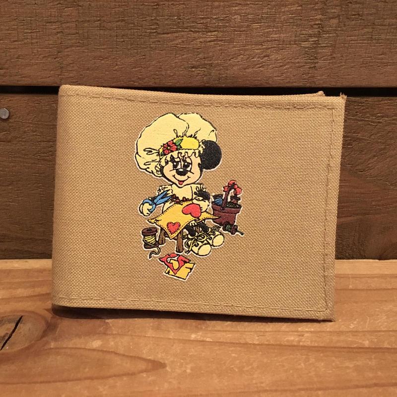 Disney Minnie Mouse Wallet/ディズニー ミニー・マウス お財布/181127-6