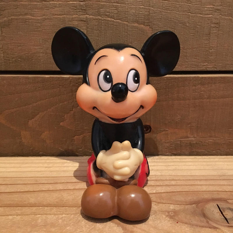Disney Mickey Mouse Coin Bank/ディズニー ミッキー・マウス 貯金箱/190302-6