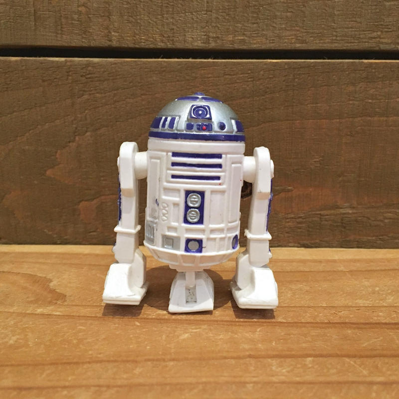 STAR WARS R2-D2 Bendy/スターウォーズ R2-D2 ベンダブルフィギュア/190114-2