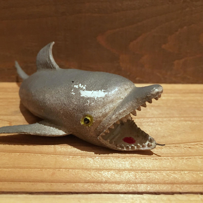 Dolphin Rubber Toy/イルカ ラバートイ/181018-12
