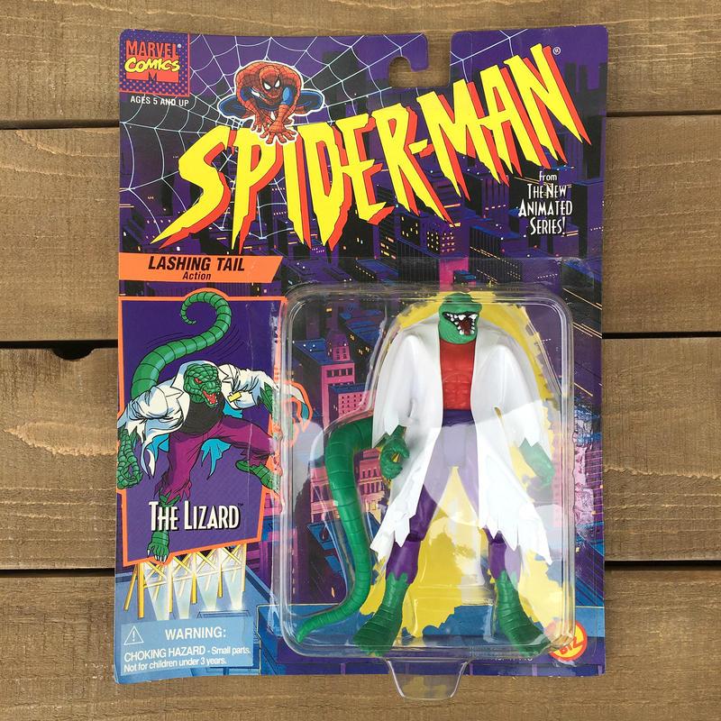 SPIDER-MAN The Lizard/スパイダーマン リザード フィギュア/1700307-19
